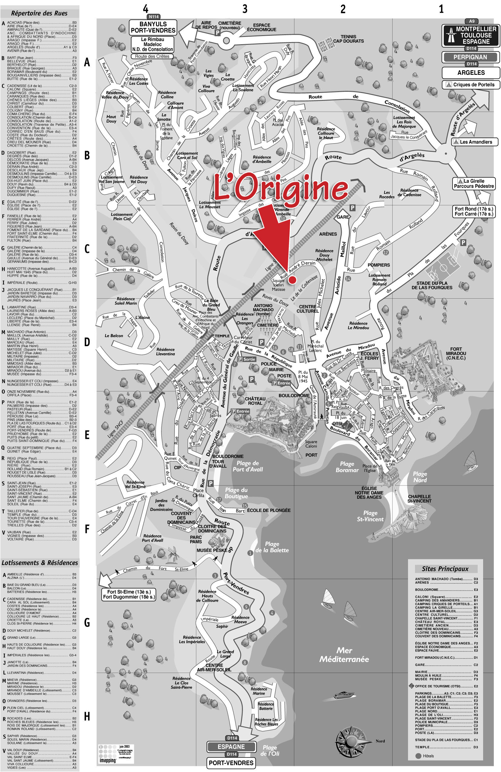 Information about Collioure | Holiday Apartments in France ...